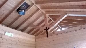 L'anima in legno delle case
