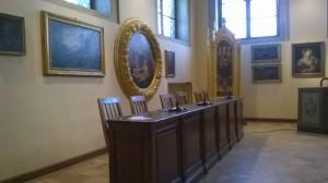La sala del Municipio