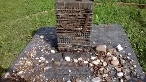 La tomba di Giorgio Bassani. Lato A