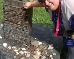 Il cimitero ebraico di Ferrara e la tomba di Giorgio Bassani
