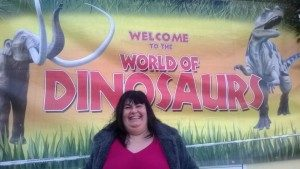 Dinoland, il mondo dei dinosauri a Caprara (PE)