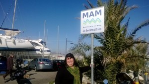 Il MAM, Scultura Viva a San Benedetto del Tronto (AP)