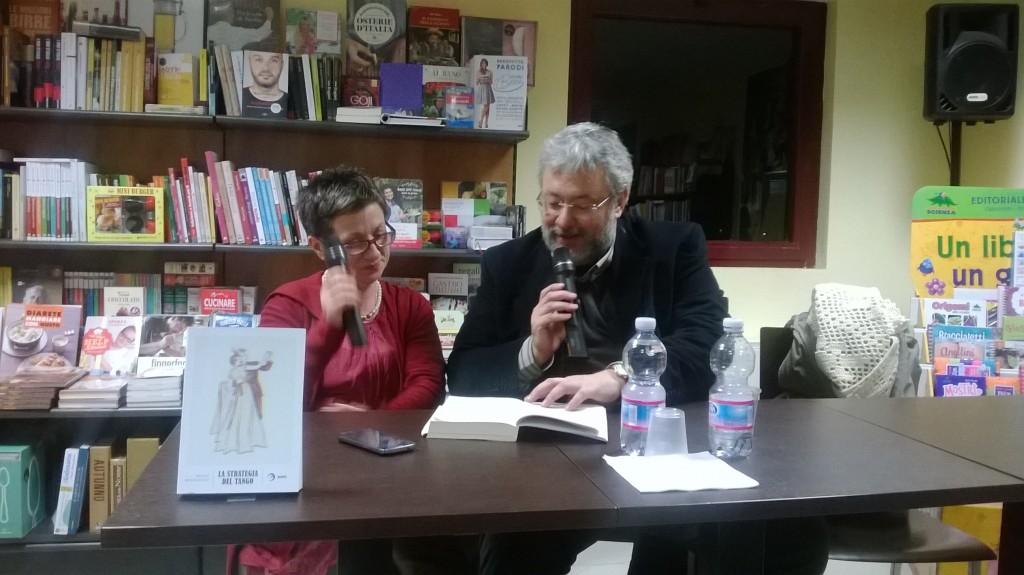 Paolo Restuccia e Valeria de Vincentis