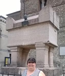 L'Arca funebre di Francesco Petrarca