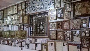 Il museo degli ex voto a San Gabriele (TE)