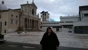Il santuario di San Gabriele dell'Addolorata (TE)