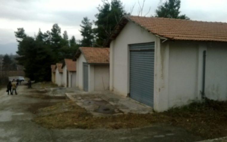 Il campo di prigionia 78 di Fonte D'Amore a Sulmona (AQ)