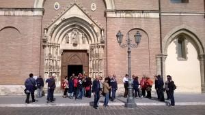 San Tommaso: il portale