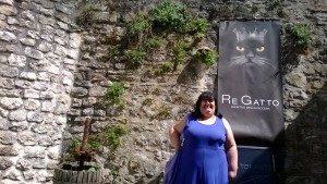 Il ristorante Re Gatto (nuova gestione) a L'Aquila