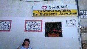 La nuova taverna di Tossicia (TE)