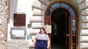 Il ristorante Zunica 1880 di Civitella del Tronto
