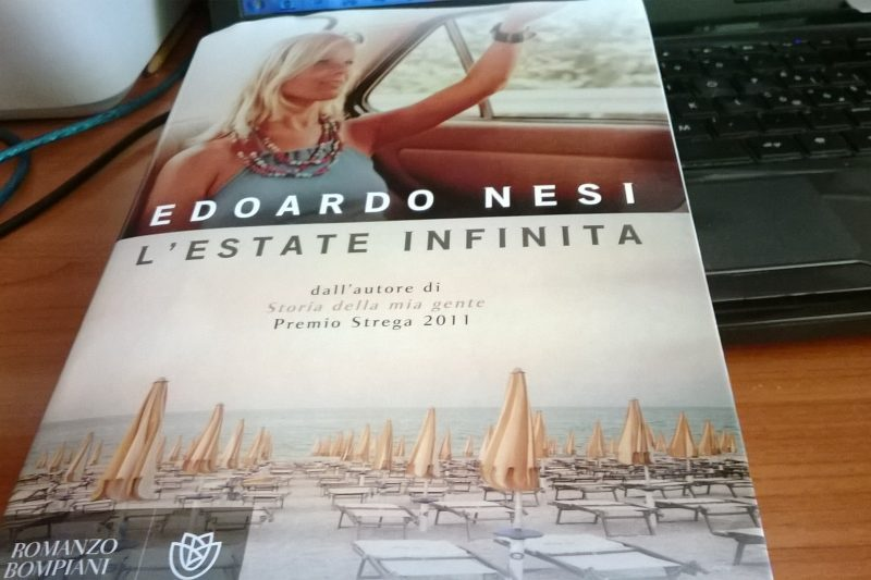 L'estate infinita di Edoardo Nesi (29/2015)