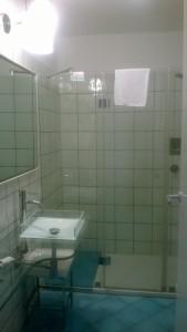 Il bagno e la doccia stupefacente