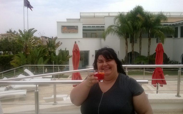 L'hotel Ganimede a Sperlonga