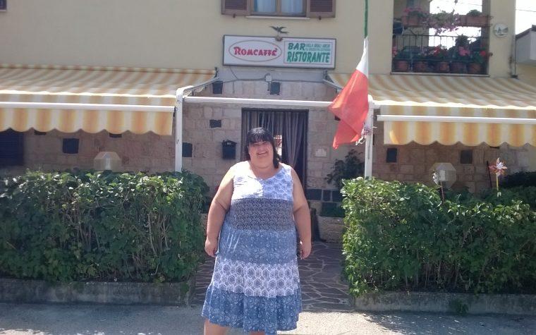 Il ristorante Villa degli Archi a L'Aquila