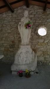 La Madonna di Fantiscritti