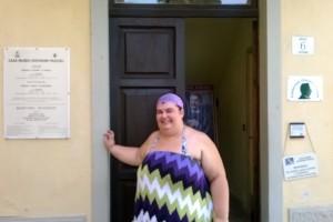 La casa di Pascoli a Castelvecchio di Barga (LU)