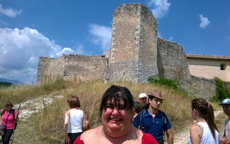 Castello Camponeschi a Prata d'Ansidonia (AQ)