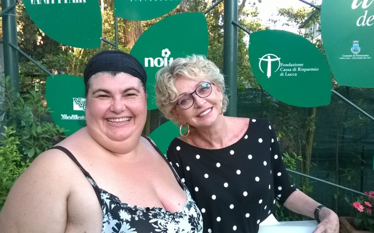 Incontro con Enrica Bonaccorti