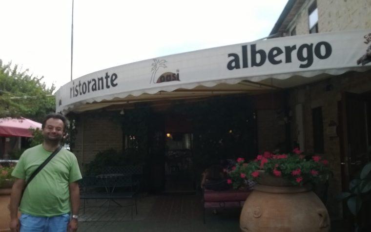 """Il ristorante """"L'Oasi"""" a Marsciano (PG)"""