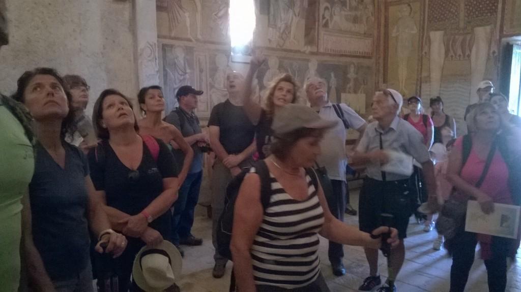 L'ammirazione degli amici dei Borghi d'Abruzzo