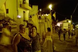 La notte nell'Ilex e la sagra della mugnaia a Elice (PE)