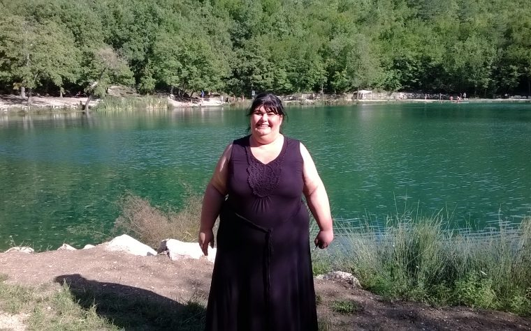 Il Lago Sinizzo a San Demetrio Ne' Vestini (AQ)