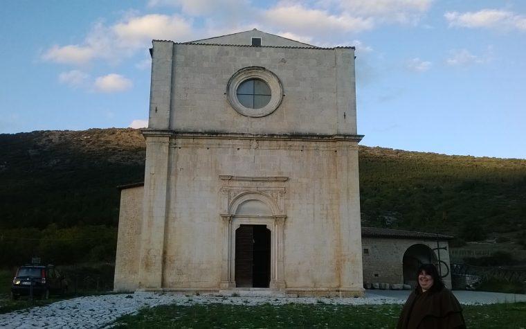 La chiesa di Santa Maria dei Centurelli sul Tratturo Magno (AQ)