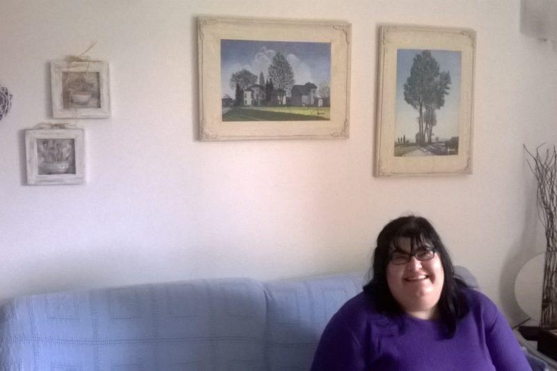 La casa di Federica a Corciano