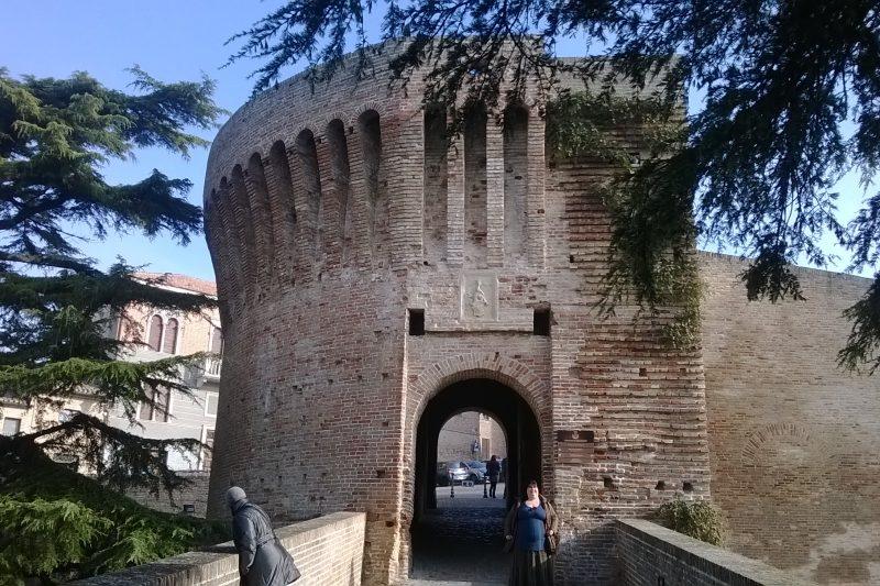 Il museo di rievocazione storica a Mondavio (PU)
