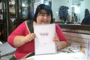 Il ristorante El garagol a Marotta (PU)