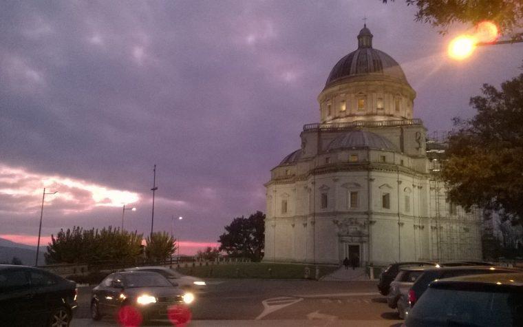 Il tempio di Santa Maria della Consolazione a Todi (PG)