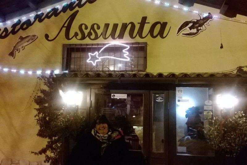 Il ristorante da Assunta (Pellicola) a L'Aquila