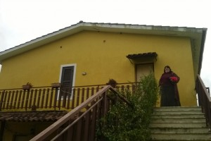 La casa vacanze Etruria Life di Sutri (VT)