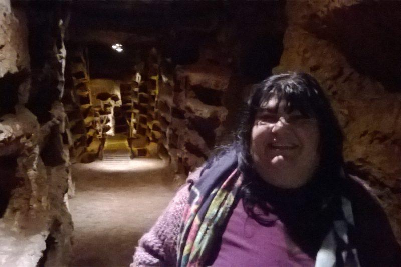 Le Catacombe di Santa Savinilla a Nepi (VT)