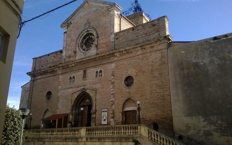 La cattedrale di San Leucio ad Atessa (CH)