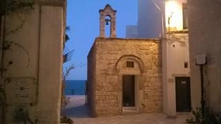 La cappella di Santo Stefano a Polignano