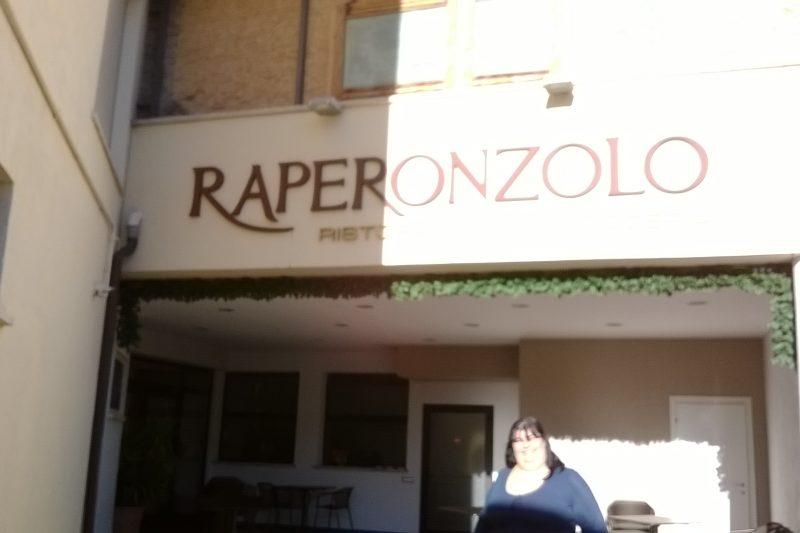 Il ristorante Raperonzolo a L'Aquila