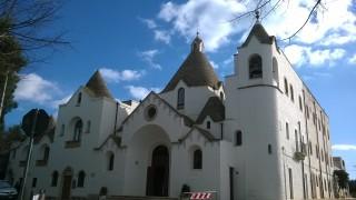 La chiesa- trullo di Sant'Antonio ad Alberobello
