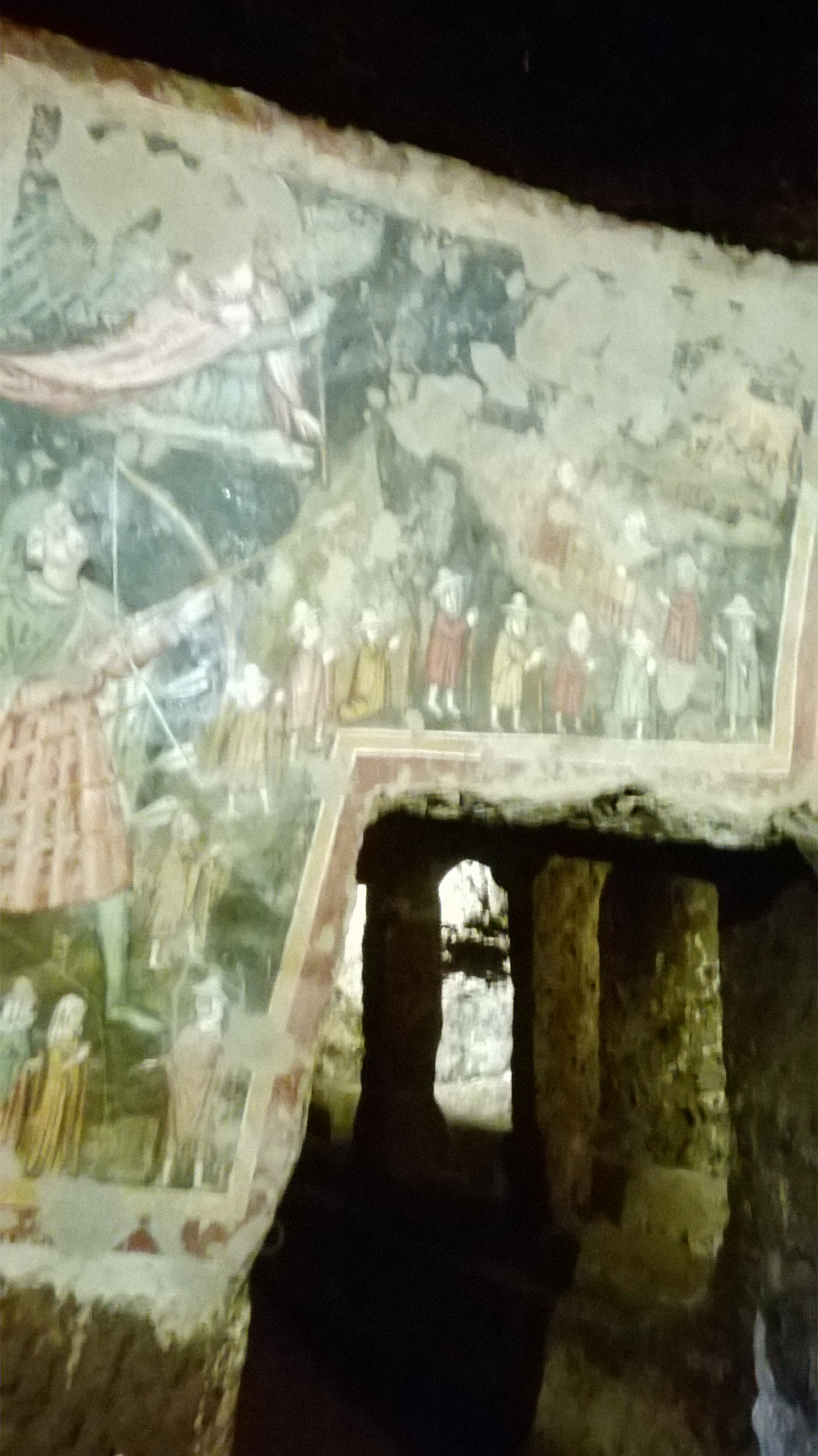 Il Mitreo e l'Anfiteatro di Sutri (VT)