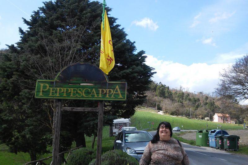 La trattoria Peppe Scappa a Piediluco (TR)