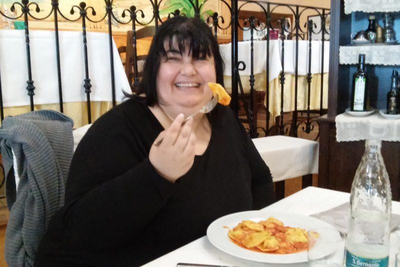 """Il ristorante """"La piazzetta"""" a Sant'Omero (TE)"""