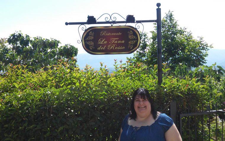 Il ristorante La tana del rosso a Roccacasale (AQ)