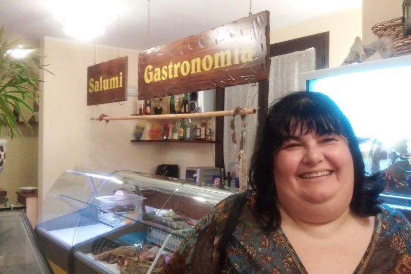 Il ristorante La Rialla di Massa Marittima (GR)