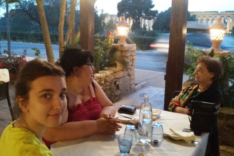 Il ristorante Symposium a Paestum (SA)