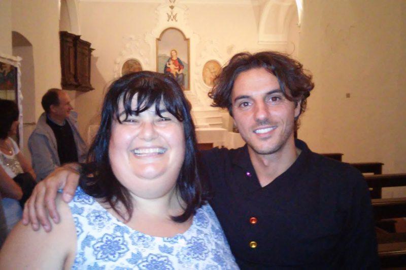 Serata in romanesco con Davis Tagliaferro