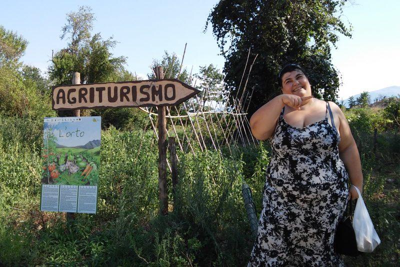 L'agriturismo San Biagio a Vittorito (AQ)