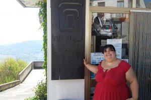 Il ristorante In villa a Palmoli