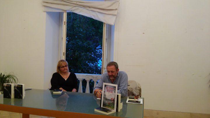 Carla Porcaro dialoga con Marco Proietti Mancini