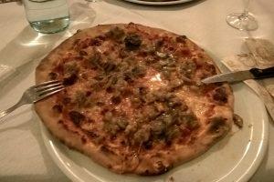 La pizzeria Barbara a Sant'Angelo in Vado (PU)